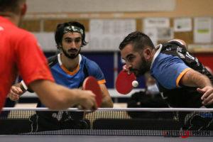 Tennis De Table Astt Vs Tours Gazettesports Coralie Sombret 35