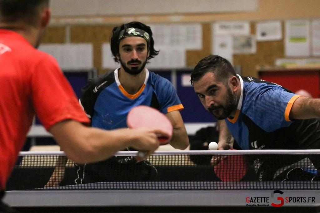 Tennis De Table Astt Vs Tours Gazettesports Coralie Sombret 36