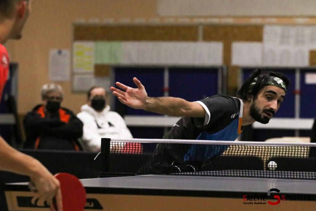 Tennis De Table Astt Vs Tours Gazettesports Coralie Sombret 39