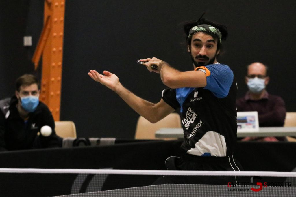Tennis De Table Astt Vs Tours Gazettesports Coralie Sombret 4