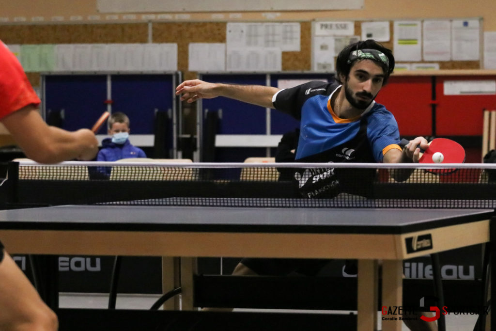 Tennis De Table Astt Vs Tours Gazettesports Coralie Sombret 7