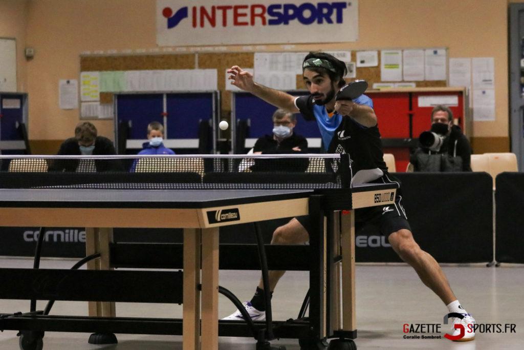 Tennis De Table Astt Vs Tours Gazettesports Coralie Sombret 9