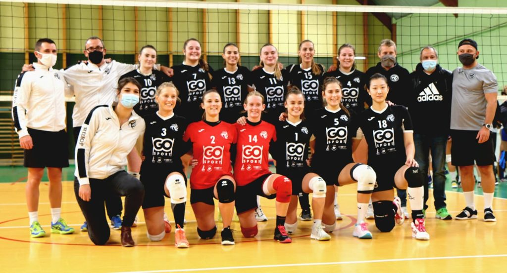 Volley Chaville 8