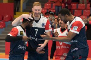Volleyball Amvb Vs Calais Reynald Valleron 58