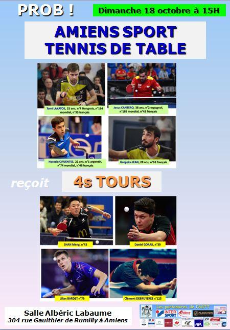 Affiche Tours