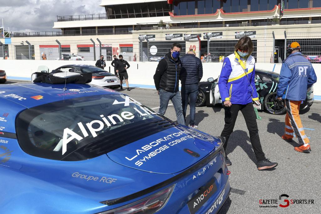 Alpine Elf Europa Cup Autosport Gp Le Castellet 0021 Leandre Leber Gazettesports