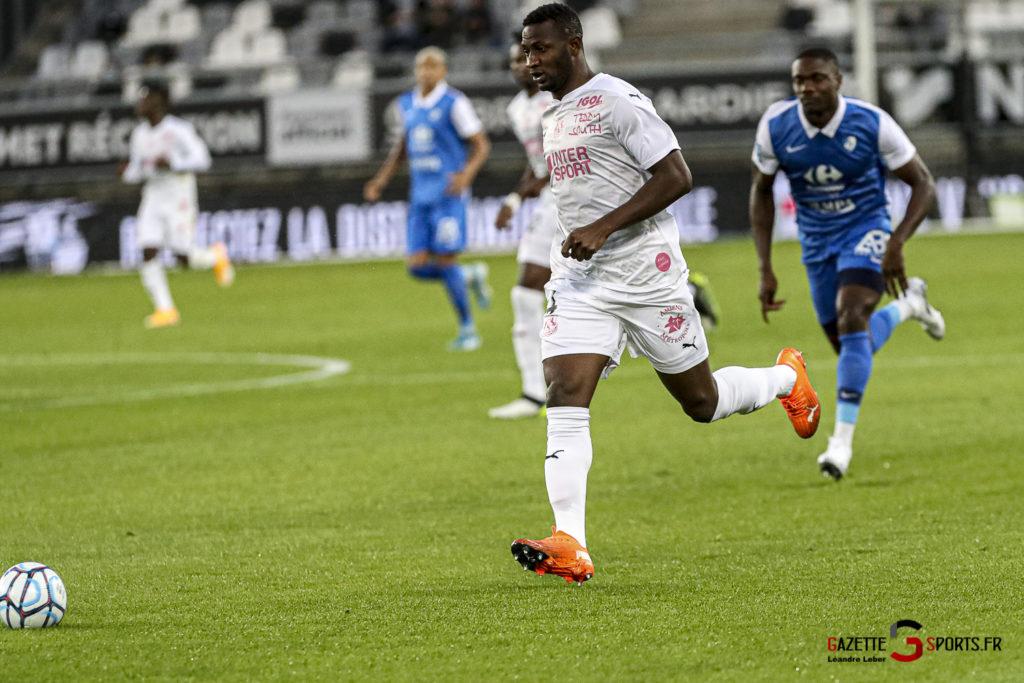 Football Ligue 2 Amiens Vs Grenoble 0001 Leandre Leber Gazettesports