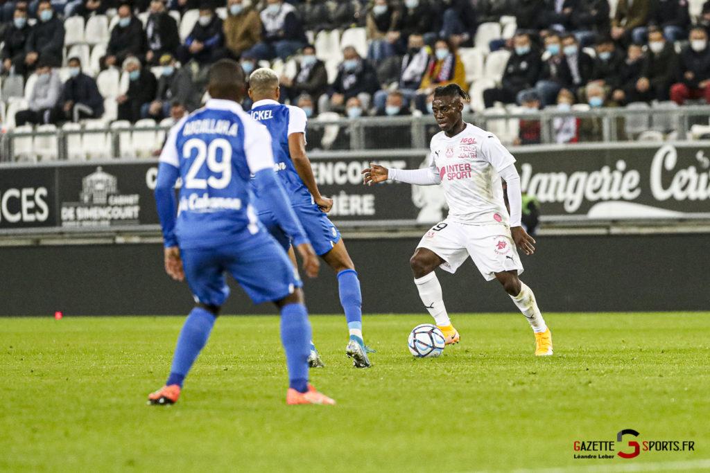 Football Ligue 2 Amiens Vs Grenoble 0015 Leandre Leber Gazettesports