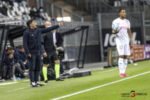 Football Ligue 2 Amiens Vs Grenoble 0019 Leandre Leber Gazettesports