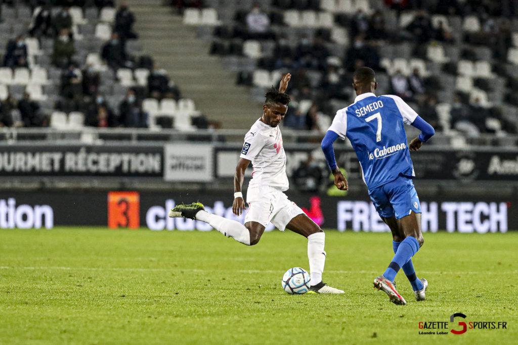 Football Ligue 2 Amiens Vs Grenoble 0027 Leandre Leber Gazettesports
