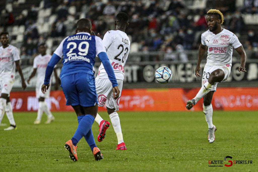 Football Ligue 2 Amiens Vs Grenoble 0030 Leandre Leber Gazettesports