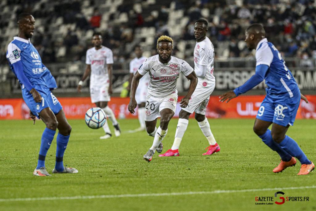 Football Ligue 2 Amiens Vs Grenoble 0031 Leandre Leber Gazettesports