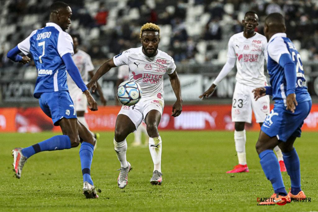 Football Ligue 2 Amiens Vs Grenoble 0032 Leandre Leber Gazettesports