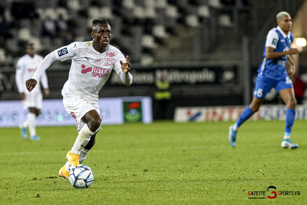 Football Ligue 2 Amiens Vs Grenoble 0033 Leandre Leber Gazettesports