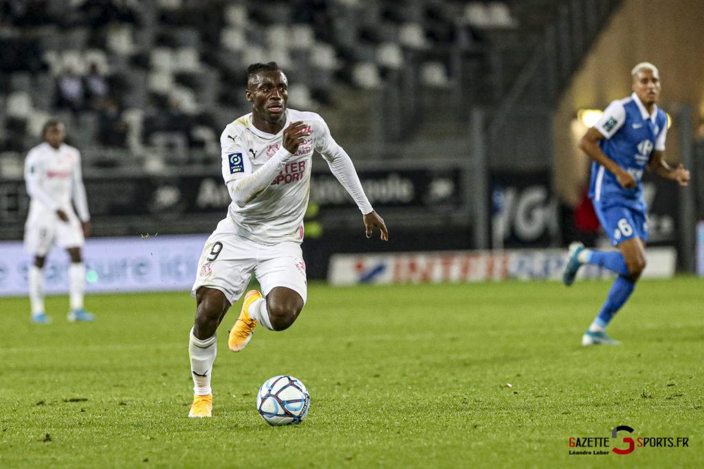 Football Ligue 2 Amiens Vs Grenoble 0034 Leandre Leber Gazettesports