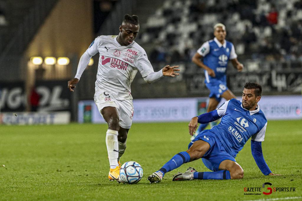 Football Ligue 2 Amiens Vs Grenoble 0035 Leandre Leber Gazettesports