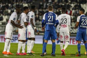 Football Ligue 2 Amiens Vs Grenoble 0039 Leandre Leber Gazettesports