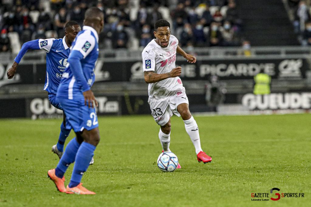 Football Ligue 2 Amiens Vs Grenoble 0040 Leandre Leber Gazettesports