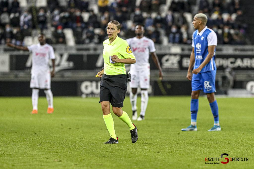 Football Ligue 2 Amiens Vs Grenoble 0042 Leandre Leber Gazettesports
