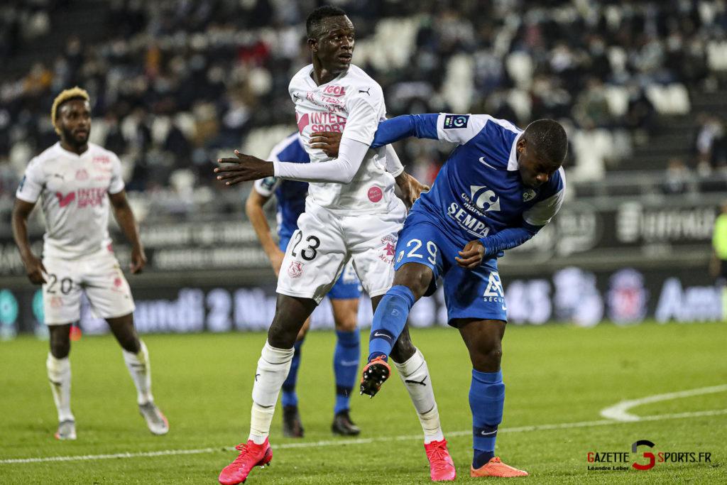 Football Ligue 2 Amiens Vs Grenoble 0044 Leandre Leber Gazettesports