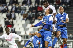 Football Ligue 2 Amiens Vs Grenoble 0046 Leandre Leber Gazettesports