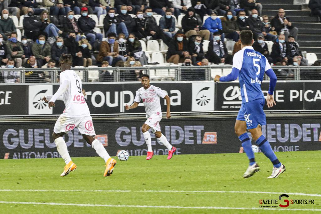 Football Ligue 2 Amiens Vs Grenoble 0047 Leandre Leber Gazettesports