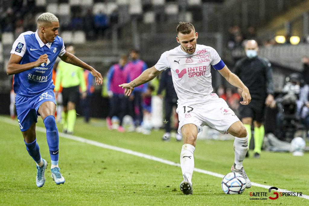 Football Ligue 2 Amiens Vs Grenoble 0048 Leandre Leber Gazettesports