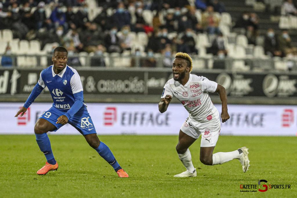 Football Ligue 2 Amiens Vs Grenoble 0049 Leandre Leber Gazettesports