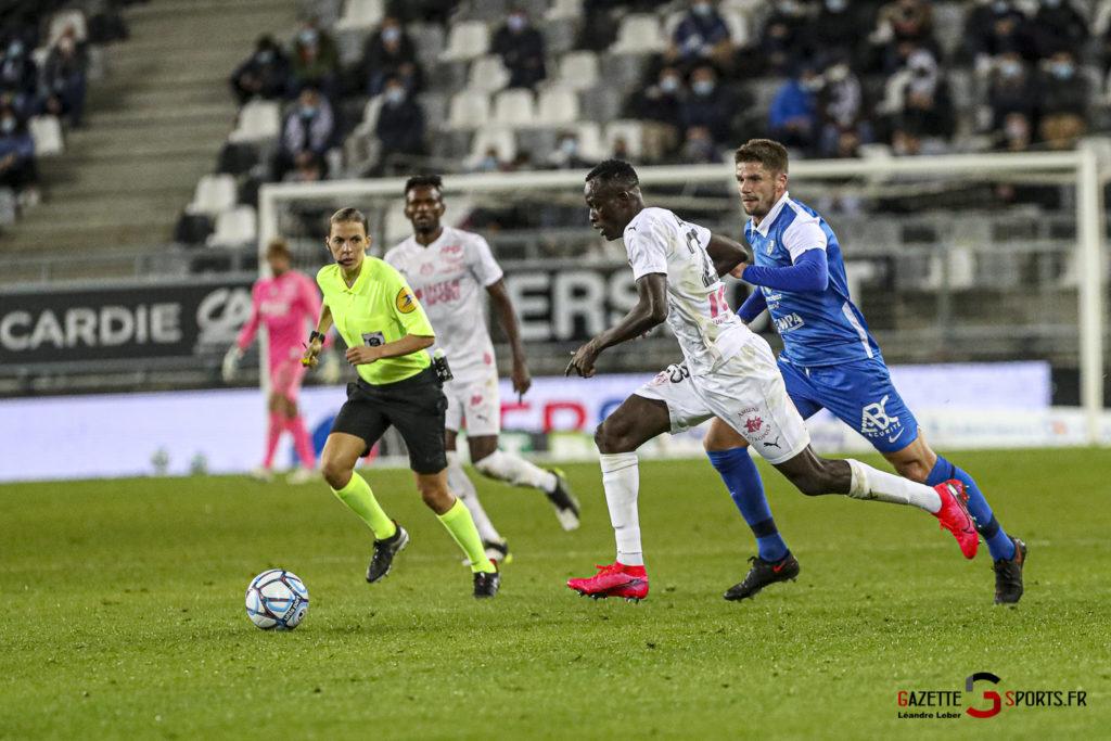 Football Ligue 2 Amiens Vs Grenoble 0054 Leandre Leber Gazettesports