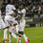 Football Ligue 2 Amiens Vs Grenoble 0062 Leandre Leber Gazettesports