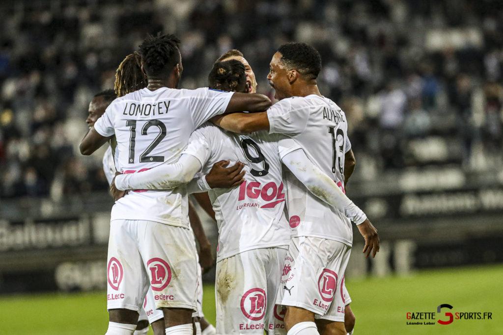 Football Ligue 2 Amiens Vs Grenoble 0063 Leandre Leber Gazettesports