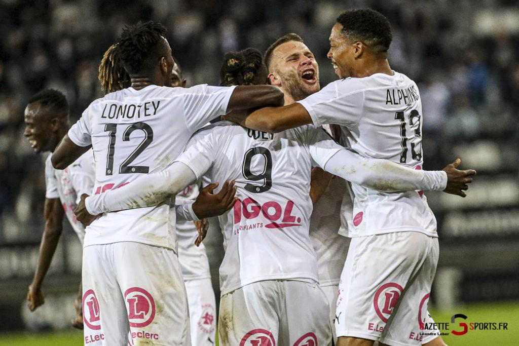 Football Ligue 2 Amiens Vs Grenoble 0064 Leandre Leber Gazettesports