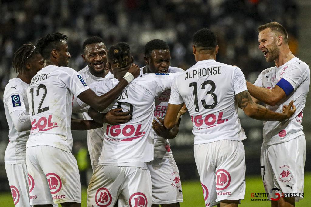 Football Ligue 2 Amiens Vs Grenoble 0065 Leandre Leber Gazettesports