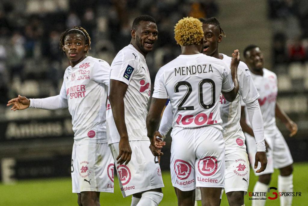 Football Ligue 2 Amiens Vs Grenoble 0067 Leandre Leber Gazettesports