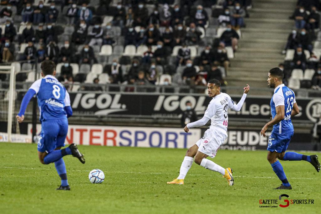 Football Ligue 2 Amiens Vs Grenoble 0071 Leandre Leber Gazettesports