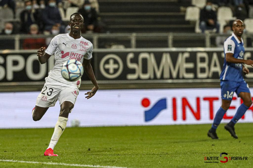 Football Ligue 2 Amiens Vs Grenoble 0072 Leandre Leber Gazettesports