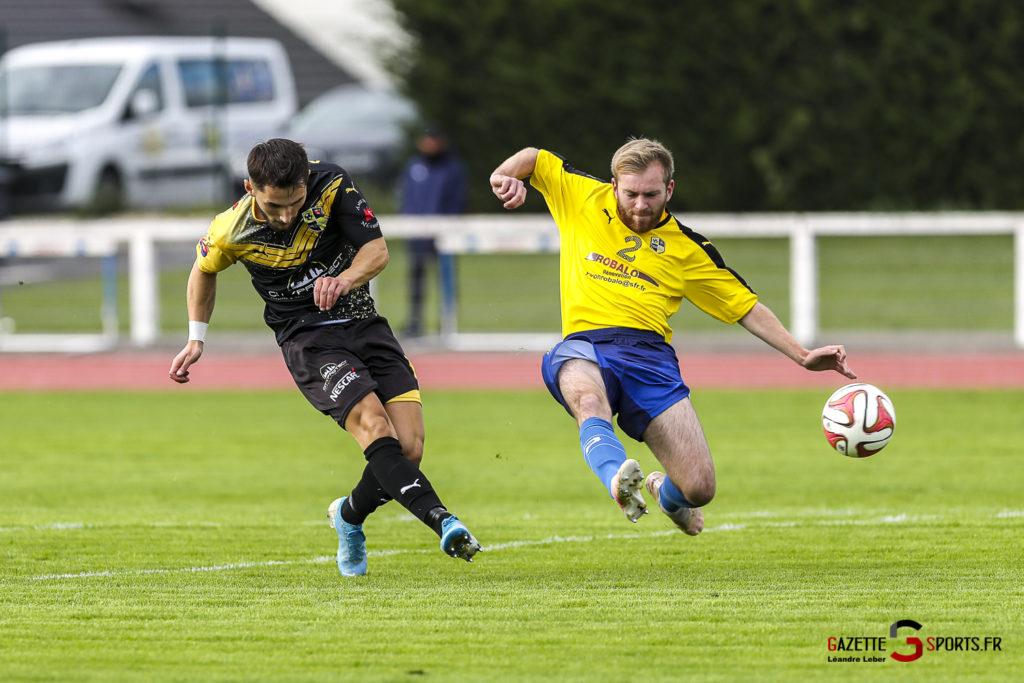 Football Us Camon Vs Le Portel 0001 Leandre Leber Gazettesports