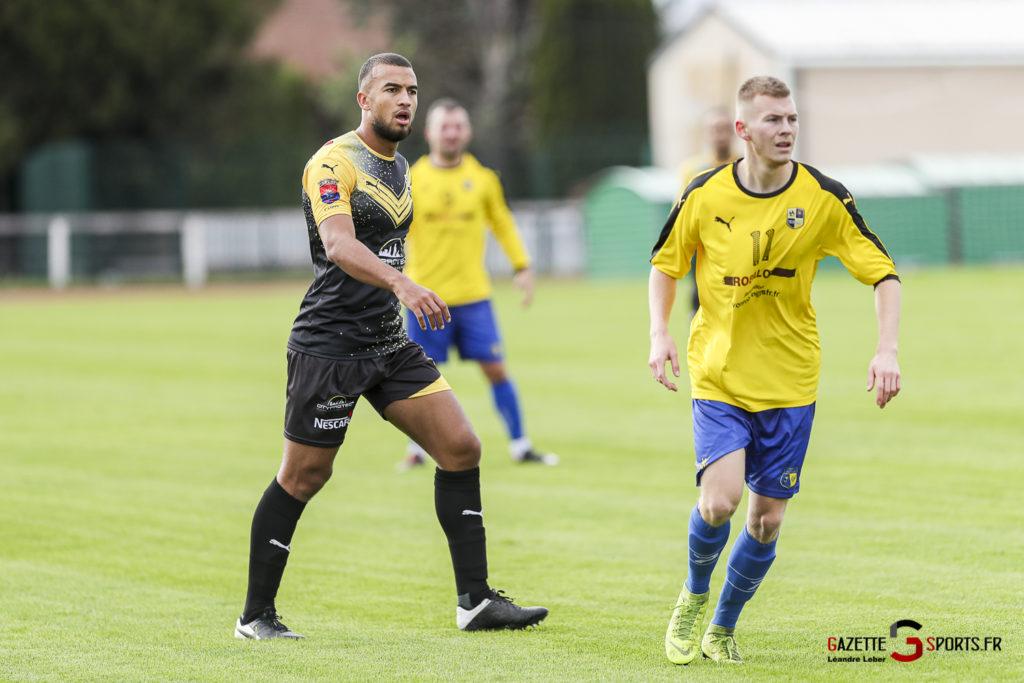 Football Us Camon Vs Le Portel 0004 Leandre Leber Gazettesports