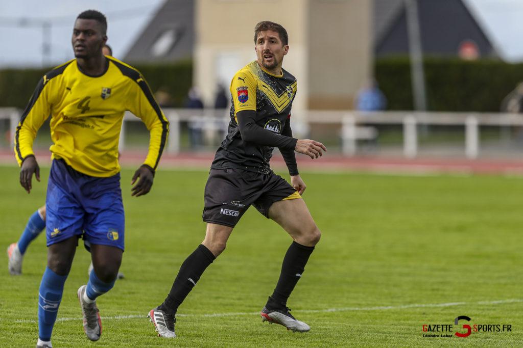 Football Us Camon Vs Le Portel 0005 Leandre Leber Gazettesports