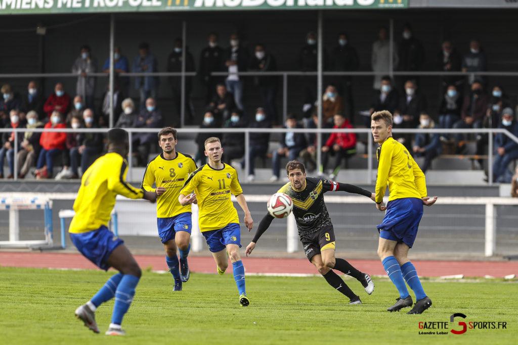 Football Us Camon Vs Le Portel 0006 Leandre Leber Gazettesports