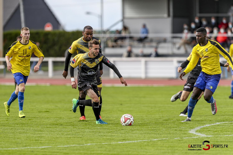 Football Us Camon Vs Le Portel 0007 Leandre Leber Gazettesports