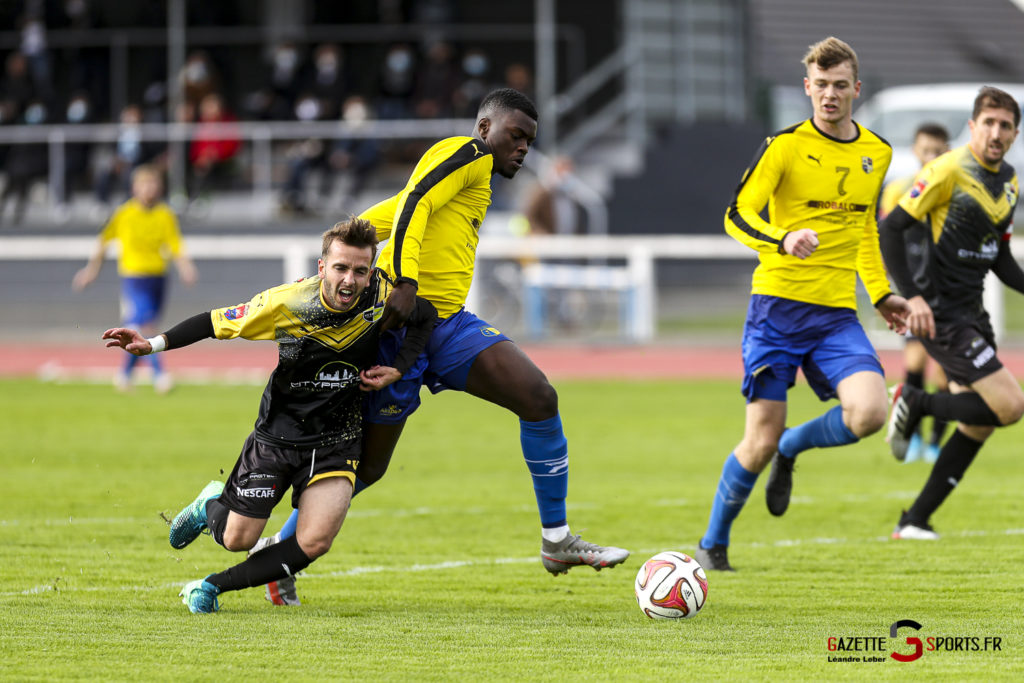 Football Us Camon Vs Le Portel 0008 Leandre Leber Gazettesports