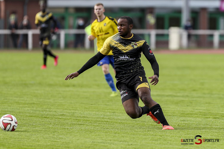 Football Us Camon Vs Le Portel 0009 Leandre Leber Gazettesports