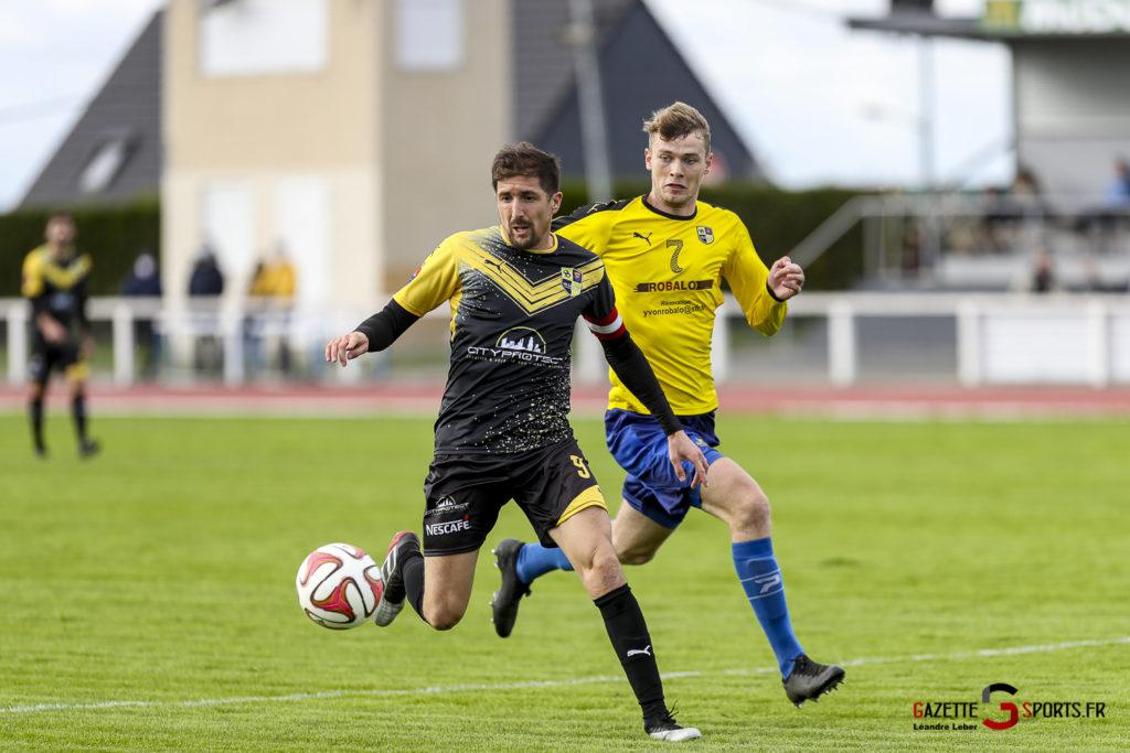 Football Us Camon Vs Le Portel 0010 Leandre Leber Gazettesports