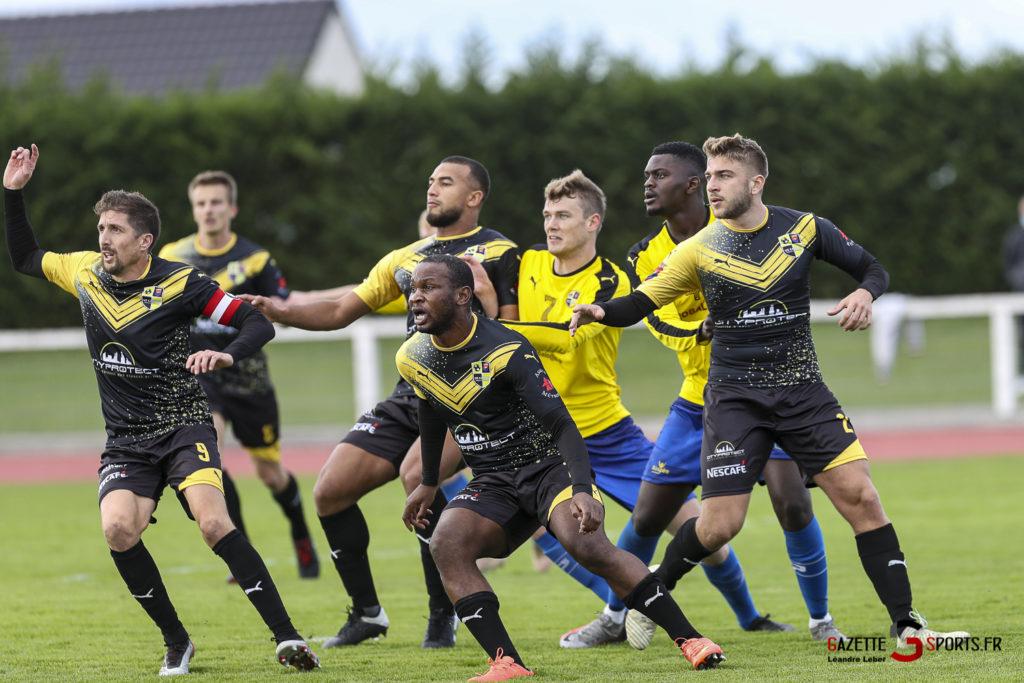 Football Us Camon Vs Le Portel 0011 Leandre Leber Gazettesports