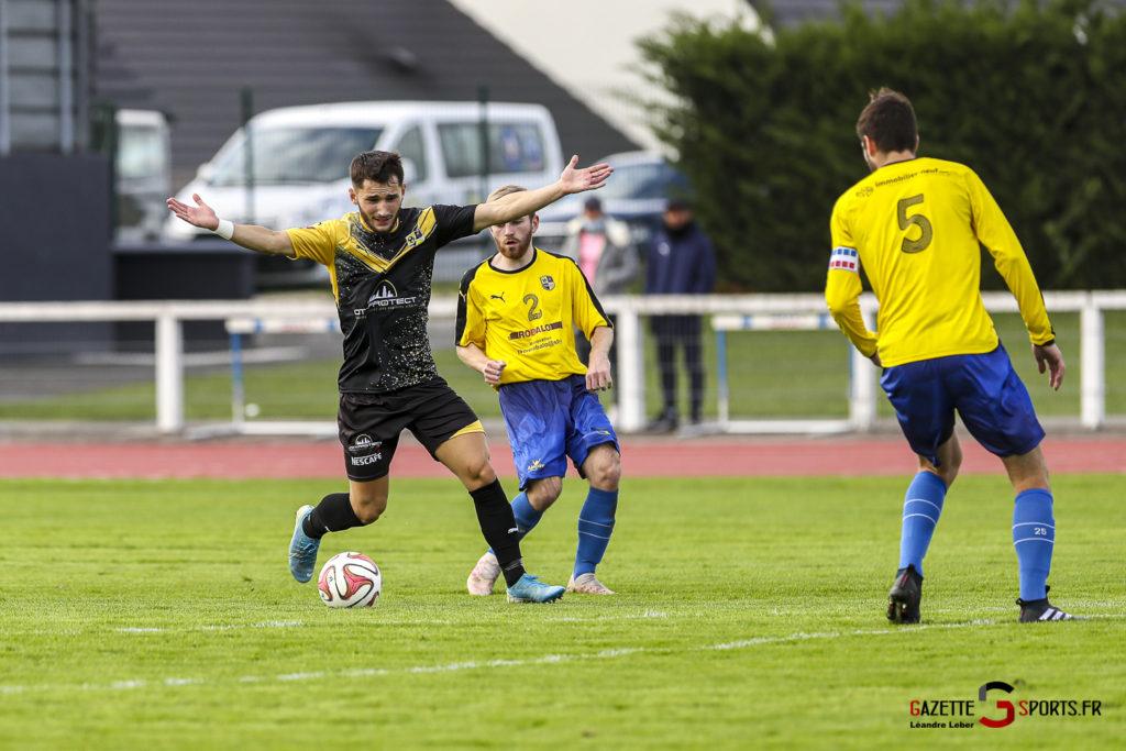 Football Us Camon Vs Le Portel 0012 Leandre Leber Gazettesports