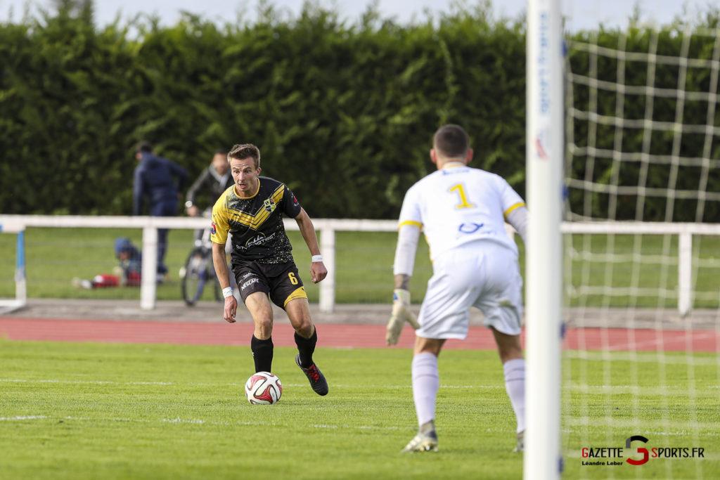 Football Us Camon Vs Le Portel 0013 Leandre Leber Gazettesports