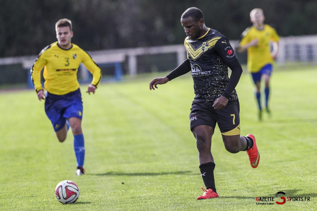 Football Us Camon Vs Le Portel 0014 Leandre Leber Gazettesports