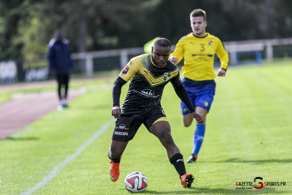 Football Us Camon Vs Le Portel 0015 Leandre Leber Gazettesports