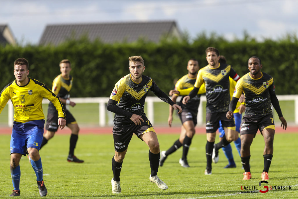 Football Us Camon Vs Le Portel 0016 Leandre Leber Gazettesports